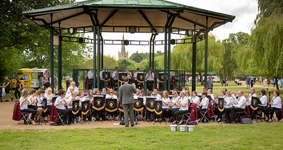 City of Lichfield Concert Band