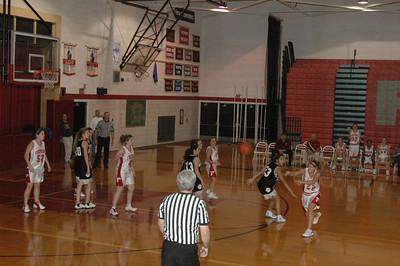 Girls Junior Varsity Basketball - 2005-2006 - 11/8/2005 vs. Newaygo JG