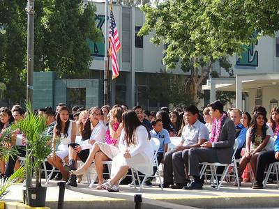 Sierra Vista Middle School Graduation 2014