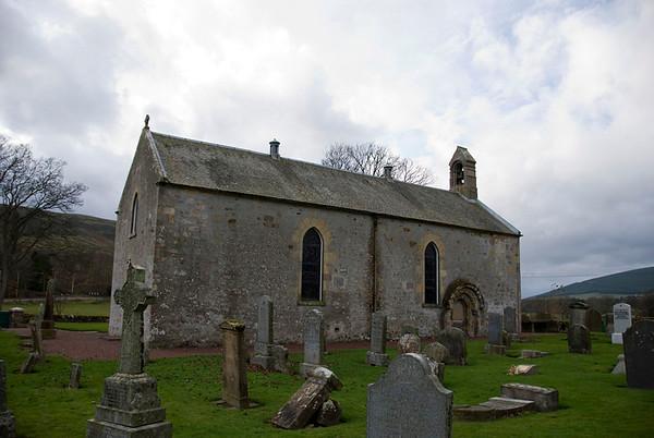 Lamington Kirk, Lanarkshire