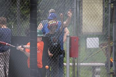 Batting Practice - May 14, 2016