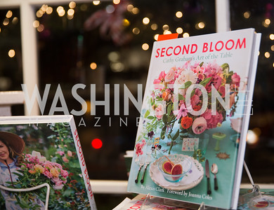Second Bloom Book Party at A Mano l Erin Schaff