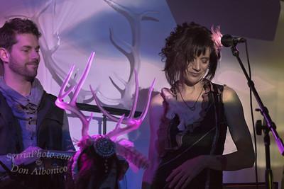 Zoe Bookbinder & Artemis