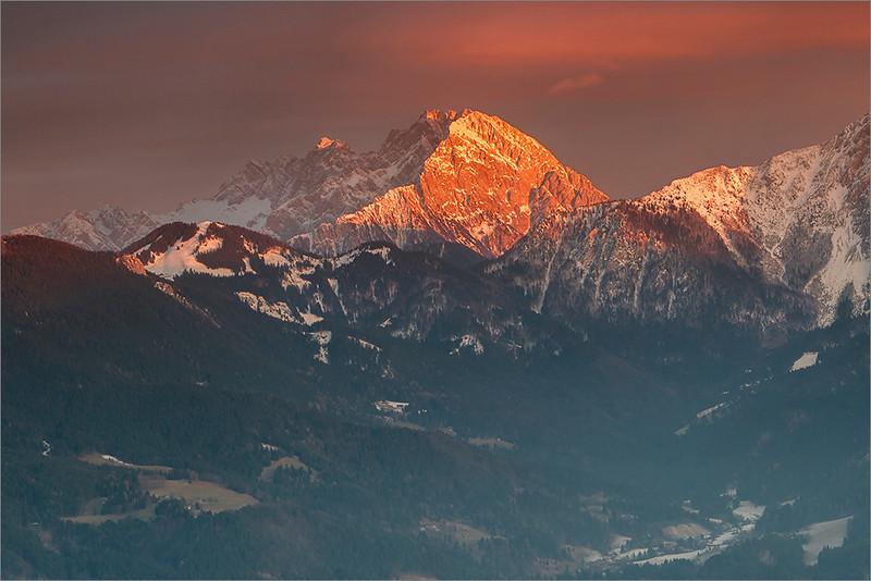 Kamniško-Savinijske Alps