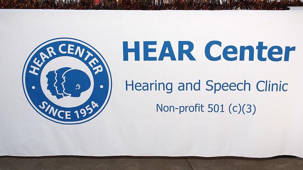 HEAR Center Fall Fundraiser