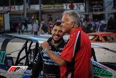 Lebanon Valley Speedway - 7/15/17 - Lucas Ballard