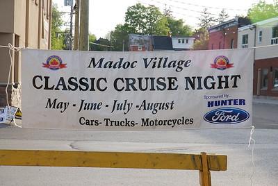Madoc Classic Cruise Night