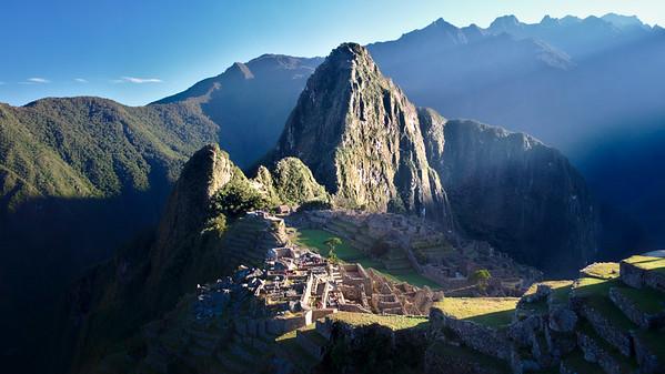Machu Peru