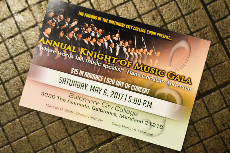 BCC Choir Gala 2017