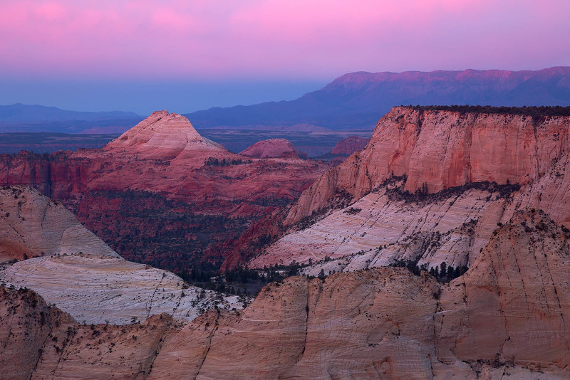 West Rim Sunrise II
