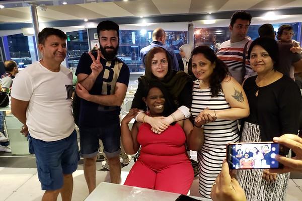 Dubai Night Dinner Cruise