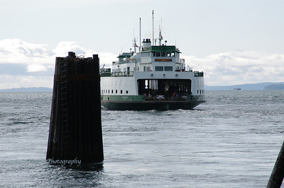 Port Townsend Ferry and Fort Casey State Park