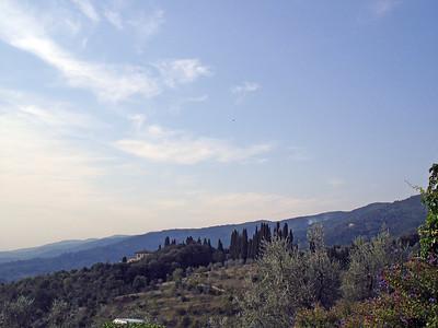 Sept. 26: Pienza, Montepulciano and Il Greppo winery and trattoria.