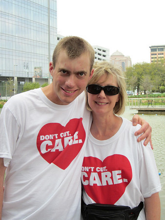 Harris County Families Unite Rally - March 26, 2011