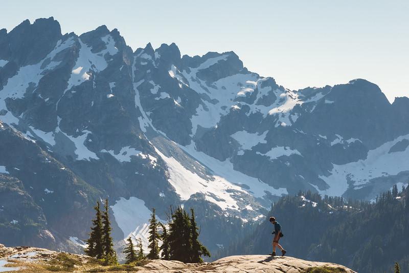 Washington State, Alpine Lakes Wilderness
