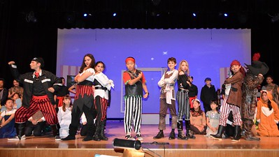 'Peter Pan' Flies Onto Stage at LCE