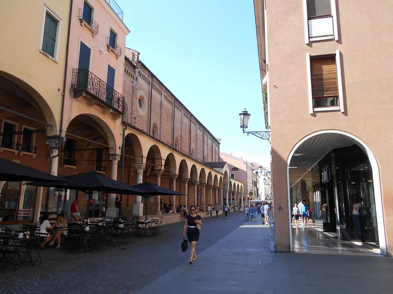 top sights in Padua