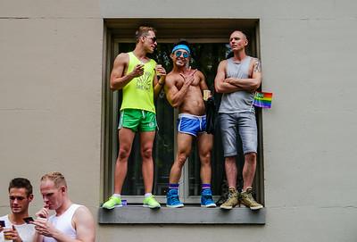 Amsterdam Pride Weekend 2014