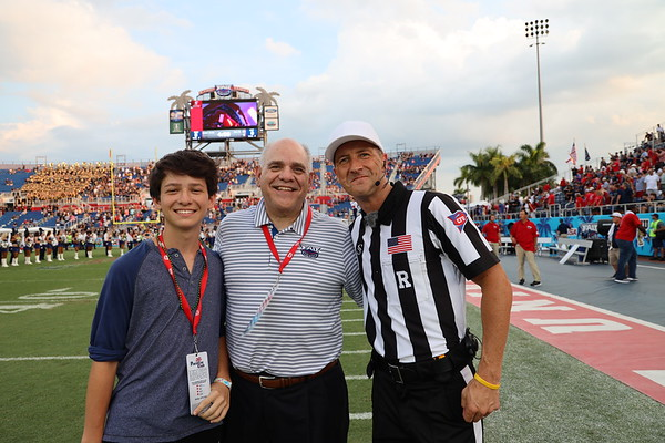 FAU Football vs UCF Knights, Sept 7, 2019 at 7:00 pm, at FAU Stadium, Boca Raton, FL