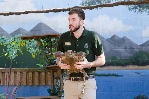 4th Grade - Sac'to Zoo, Sept. 29, 2016