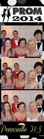 Pennsville HS Prom 2014