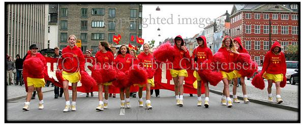 Christiania demonstration 2004