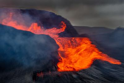 Volcano Iceland - Fagradalsfjall