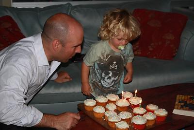 Dash 3rd Birthday Fun