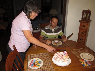 John's 24th Birthday