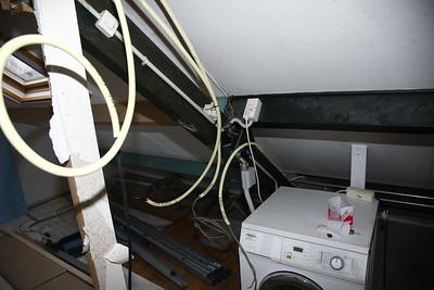 Dag 4 - elektriek & aftimmering oude dakkapel