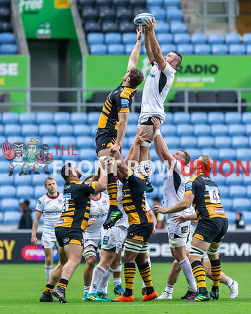 2018-08-24 Wasps 31 Ulster 14 (Friendly)