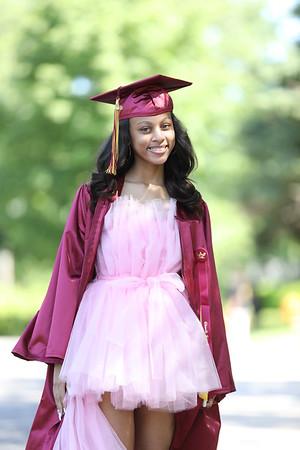 Clissold Drive-Thru Graduation 2020 (Graduates Only)