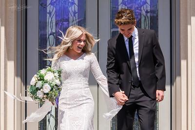 Utah Trip:  Lindsey's Wedding Cake!