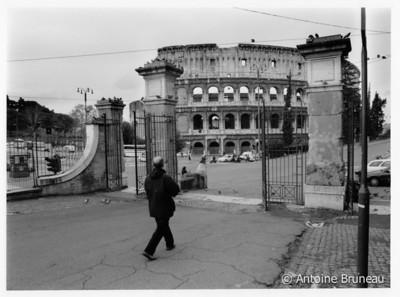Film Photography - Rome