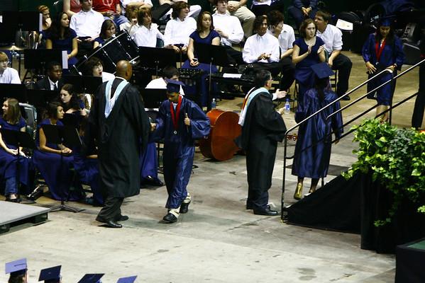 Freedom High Graduation - 2008