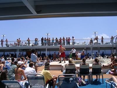 Western Caribbean July 2005