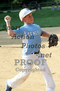 New City Generals 9U White @ Congers ... Mon., June 30, 2014 *****  AVAILABLE TO VIEW AND PURCHASE UNTIL AUGUST 31, 2014