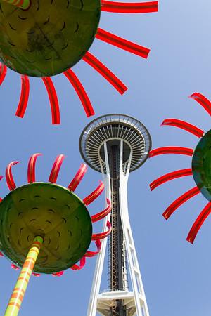 Seattle Center Park