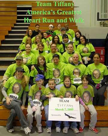 America's Greatest Heart Run and Walk, March 7, 2009