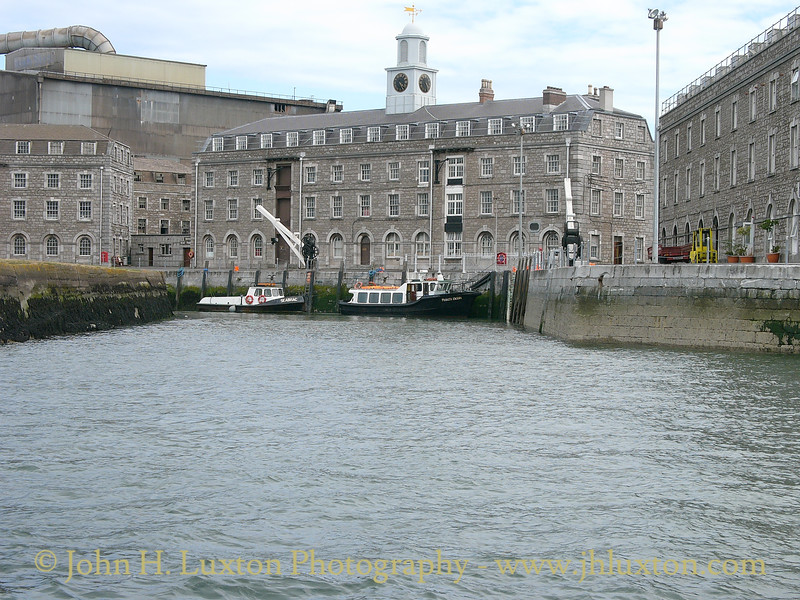 Haulbowline Naval Base, Haulbowline Island, Cóbh, County Cork, Eire - July 29, 2006