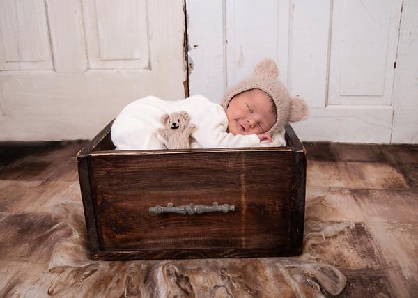 Sawyer Newborn 2020