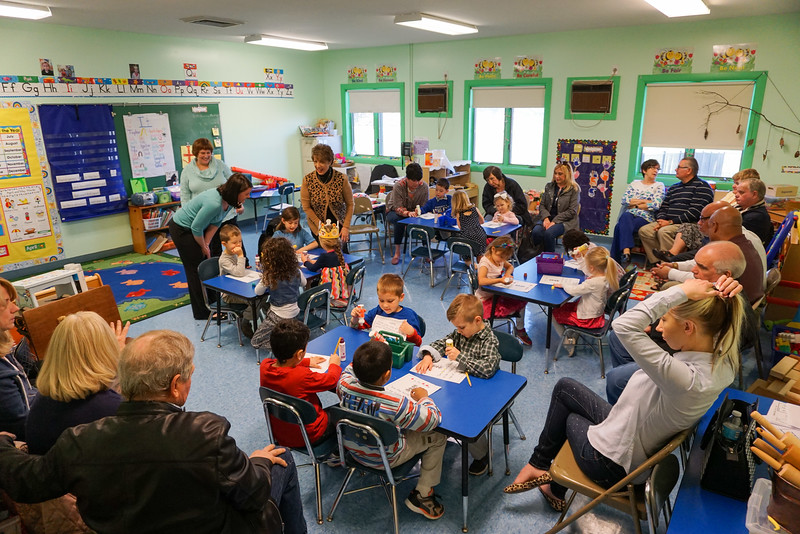PreK Grandparents/Special Friends Day [4-14-16]