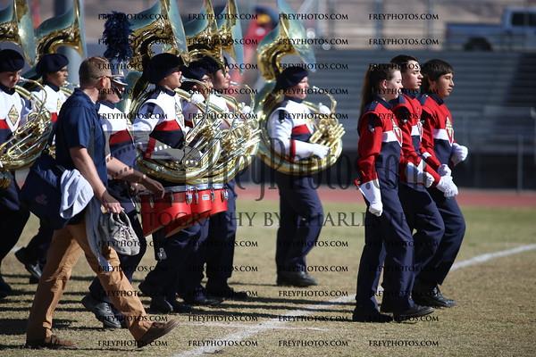 Coronado High School Marching Band