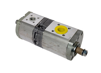 DEUTZ AGROTRON K SERIES HYDRAULIC PUMP 04454486