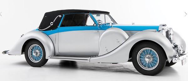 1939 Lagonda V12 DHC NJC687