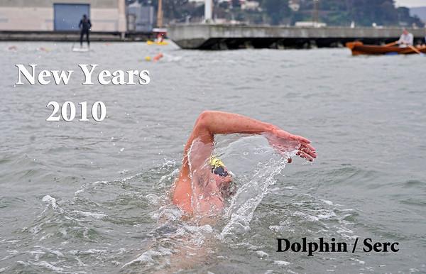 New Years Day Swim 2010