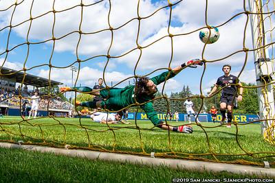 9-2-19 - Best of Michigan Men's Soccer Vs SIUe