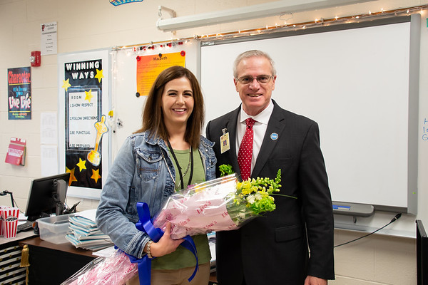 District Teachers of the Year 2019