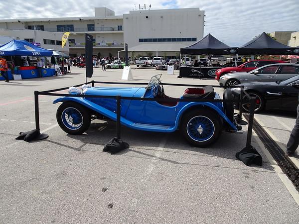 Vintage Car Championship, Austin Tx