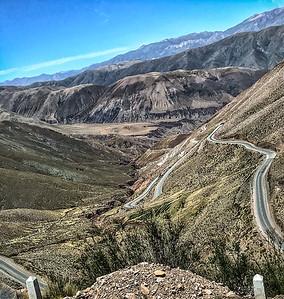 07 Over Andes til Argentina